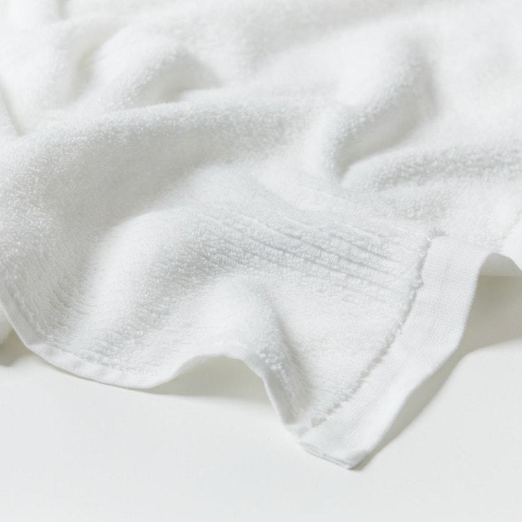Coyuchi Temescal Organic Towel - Alpine White