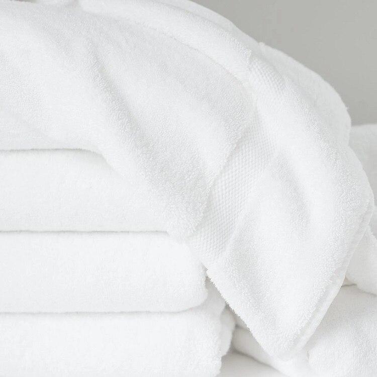 Boll & Branch Luxury Bath Towel - White
