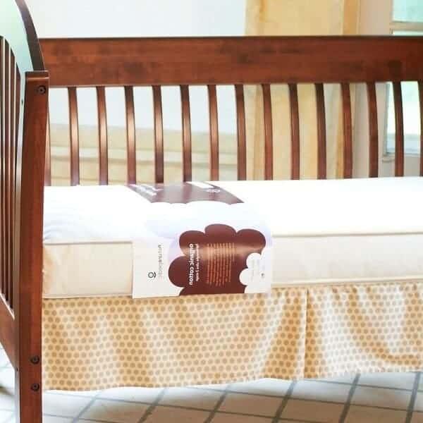 Naturepedic Organic Cotton Classic Crib Mattress