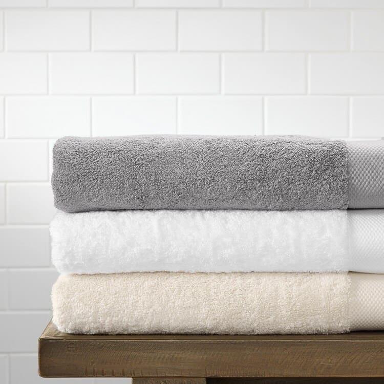 Boll & Branch Plush Bath Sheet Set