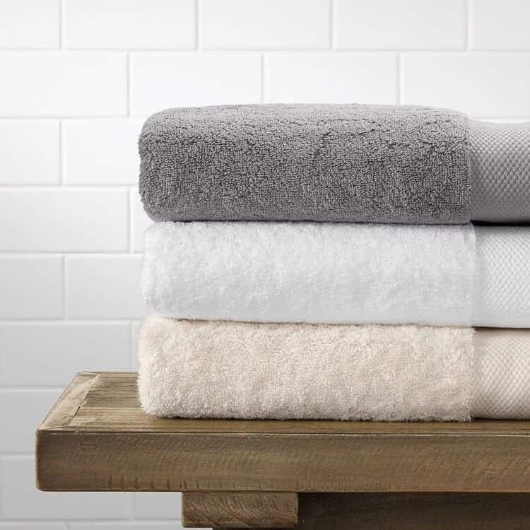 Boll & Branch Plush Bath Towel Set