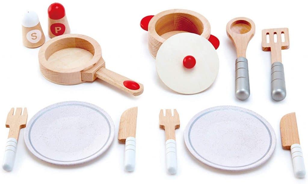 Hape - Gourmet Cook Set