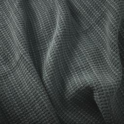Miramar Waffle Blanket