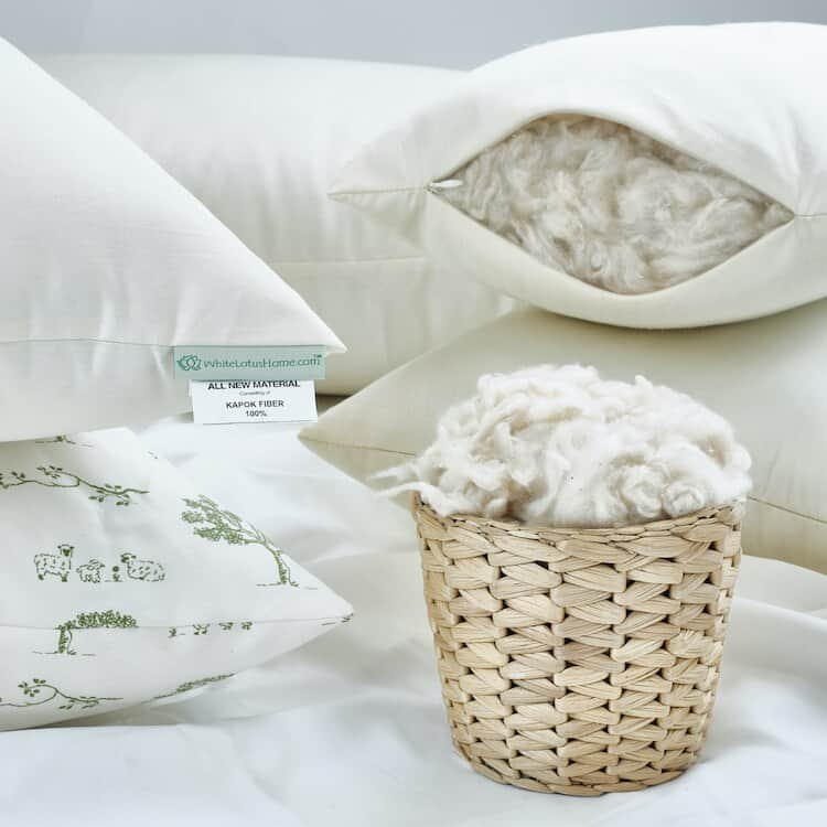 Kapok Sleep Pillow