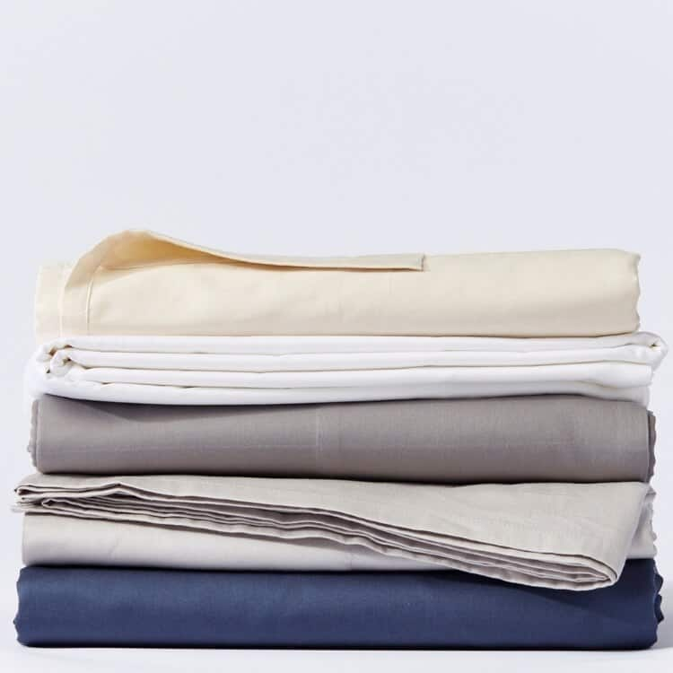 Coyuchi 300 Thread Count Organic Sateen Sheets