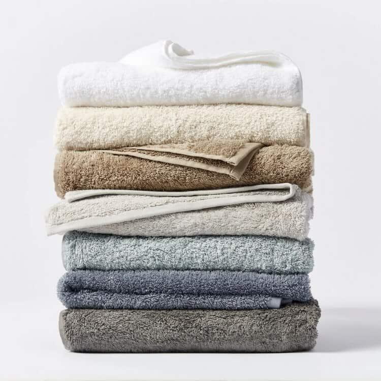 Coyuchi Cloud Loom Organic Towel