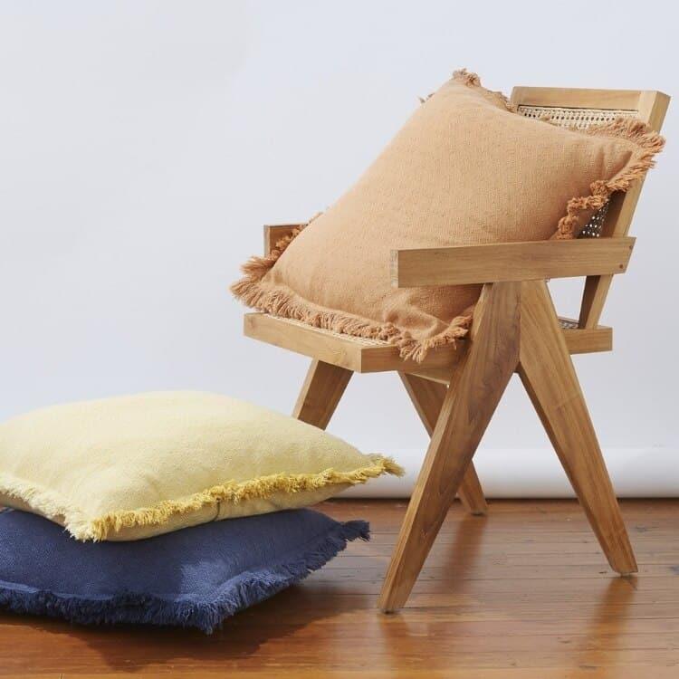 Coyuchi Loreto Organic Pillow Cover