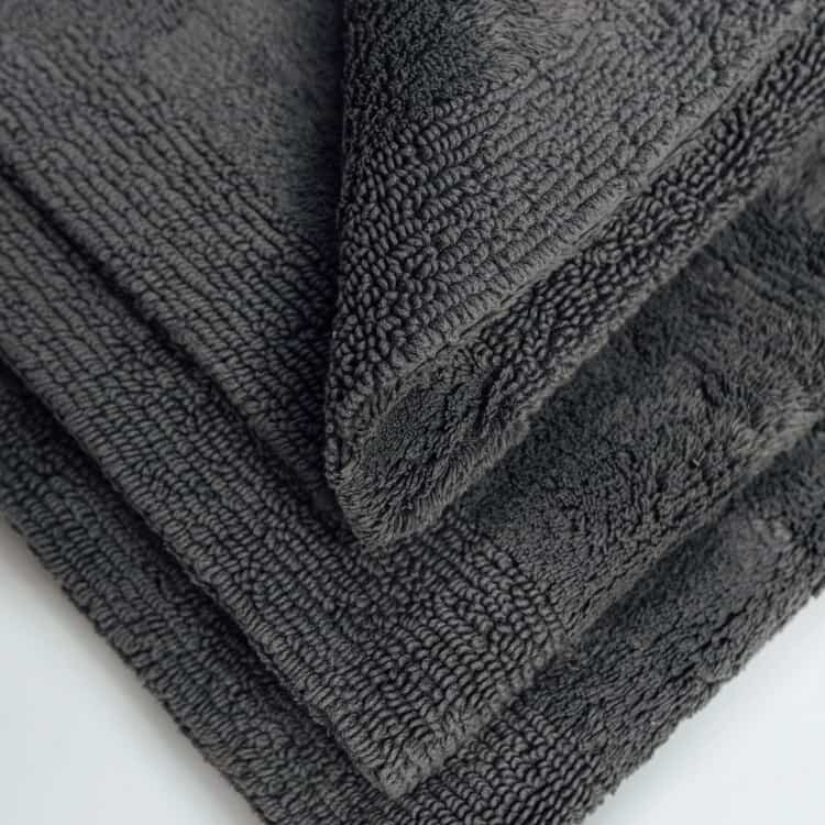Grund Organic Cotton Bath Rug Puro Collection - Slate Gray