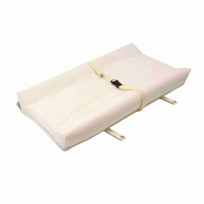 Naturpedic 2-sided changing pad