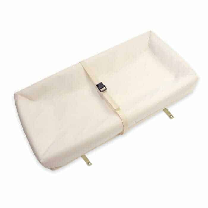 Naturpedic 4-sided changing pad