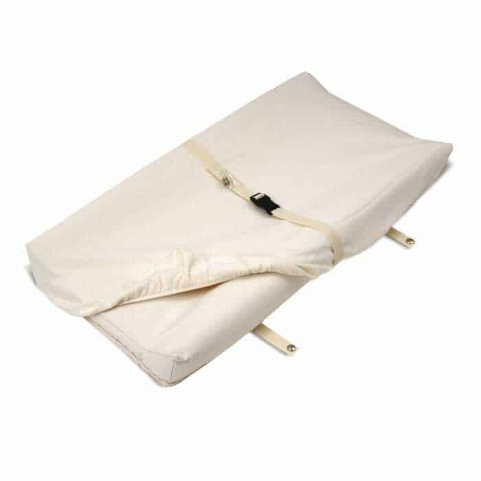 Naturepedic changing pad with cover
